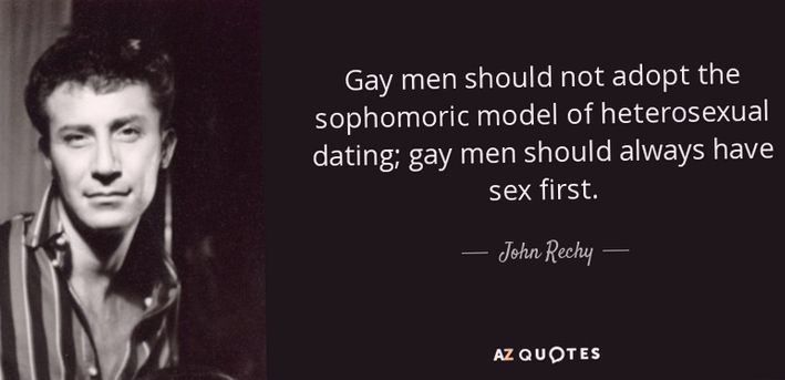 gay dating quotes